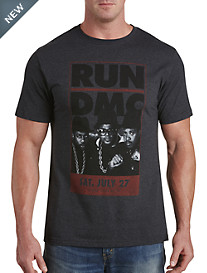 Run DMC Graphic Tee