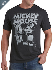 Retro Mickey Mouse Graphic Tee