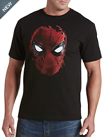 Spidey Damaged Graphic Tee