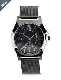 Synrgy™ Gunmetal Mesh Watch