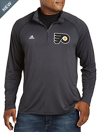 NHL adidas® Performance 1/4-Zip Pullover