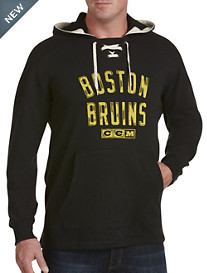 NHL CCM Lace-Up Hoodie