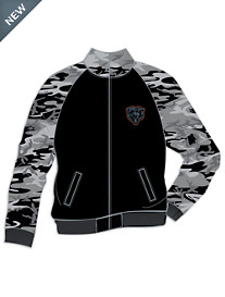 NFL Full-Zip Camo Track Jacket