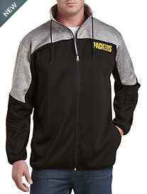 Majestic® NFL Colorblock Full-Zip Track Jacket