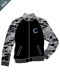 MLB Full-Zip Camo Track Jacket