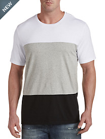 MVP Collections Colorblock Tee