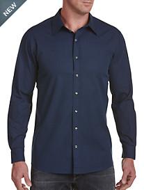 Synrgy™ Jacquard-Pattern Sport Shirt