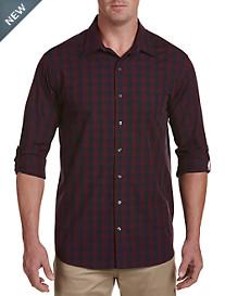 Synrgy™ Medium Plaid Sport Shirt
