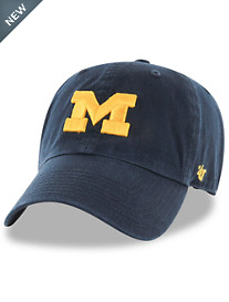 '47 Brand Collegiate Clean Up Cap