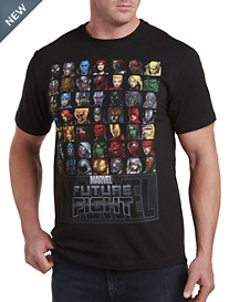 Marvel® Comics Future Fight Faces Graphic Tee