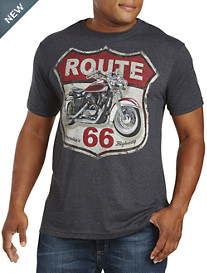 Route 66 Graphic Tee