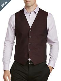 Perry Ellis® Woven Jacquard Vest