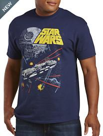 Star Wars™ Millennium Falcon Battle Graphic Tee