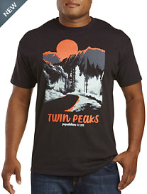 Twin Peaks Graphic Tee