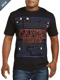 Gamer Things Graphic Tee