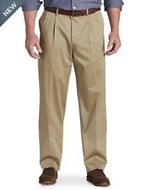 Dockers® Superior Iron Free Pleated Khakis