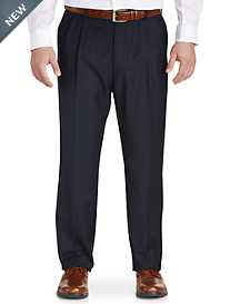 Palm Beach® Pleated Dress Pants