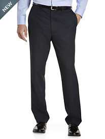 Gold Series Waist-Relaxer® Sorbtek Flat-Front Dress Pants