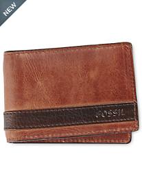 Fossil® Quinn Bifold Money Clip