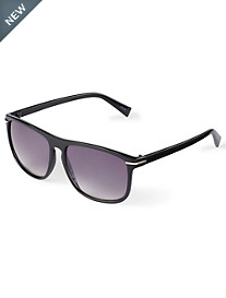 True Nation® Polarized Smoke Sunglasses