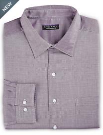 Synrgy™ Performance Geo-Pattern Dobby Dress Shirt