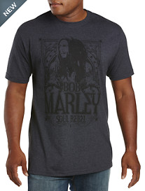 Bob Marley Soul Rebel Graphic Tee