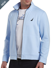 Nautica® Full-Zip Solid Jacket