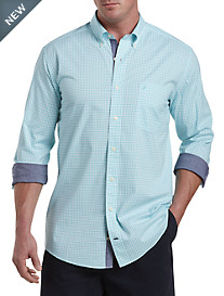 Nautica® Stretch Gingham Sport Shirt