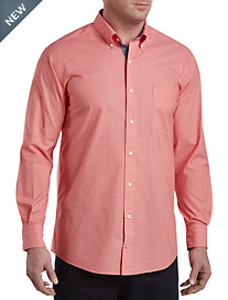 Nautica® Stretch Solid Sport Shirt