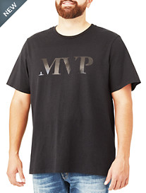 MVP Collections Tonal Graphic MVP Tee