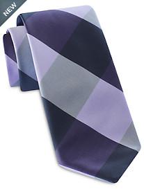 Synrgy™ Large Block Plaid Tie