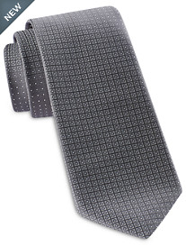 Synrgy™ Circle Dot Geometric Tie