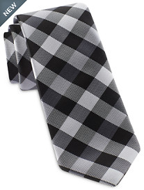 Synrgy™ Square Block Plaid Tie