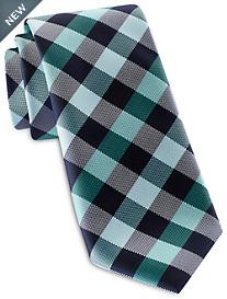 Synrgy™ Square Block Plaid Tie