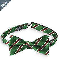 Synrgy™ Simple Stripe Bowtie