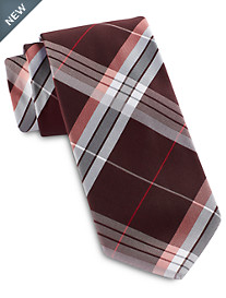 Synrgy™ Performance Exploded Plaid Tie