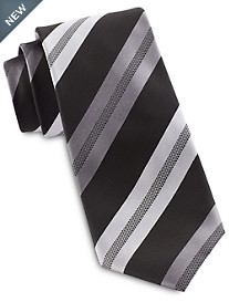 Synrgy™ Performance Textured Stripe Tie