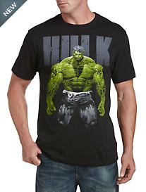 Marvel® Comics Incredible Hulk Standing Smash Graphic Tee