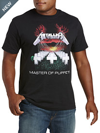 Metallica Master of Puppets Graphic Tee