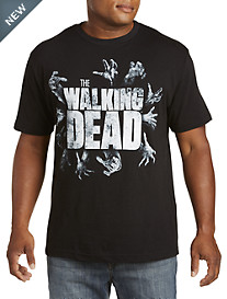 Walking Dead Walker Hands Graphic Tee
