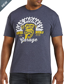 Gas Monkey Sprocket Graphic Tee