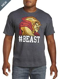 #Beast Graphic Tee
