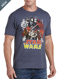 Star Wars™ Divine Journey Graphic Tee