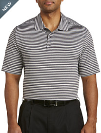 Reebok Speedwick 3-Color Heather Polo