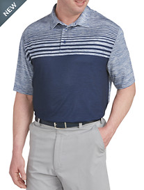 Reebok Chest Stripe Polo