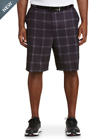 Reebok Golf Speedwick Box Plaid Shorts