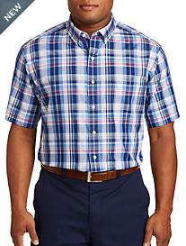Oak Hill® Large Check Sport Shirt