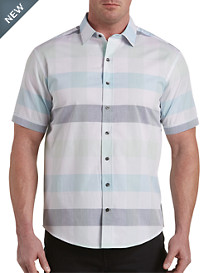 Synrgy™ Large Check Sport Shirt