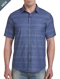 Synrgy™ Stripe Chambray Sport Shirt