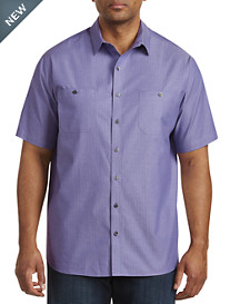 Synrgy™ Textured Solid Sport Shirt